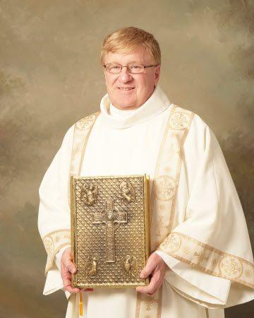 Deacon Tim Birie